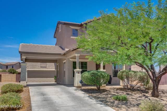 200 W Camino Espiga, Sahuarita, AZ 85629 (#22115028) :: The Local Real Estate Group | Realty Executives