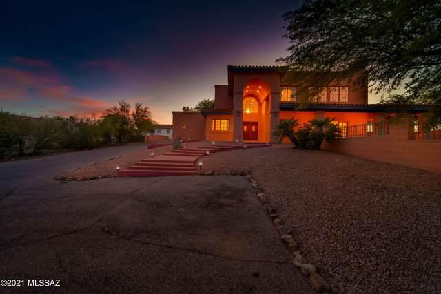 1941 N Placita Claveles, Tucson, AZ 85745 (#22115029) :: Tucson Property Executives