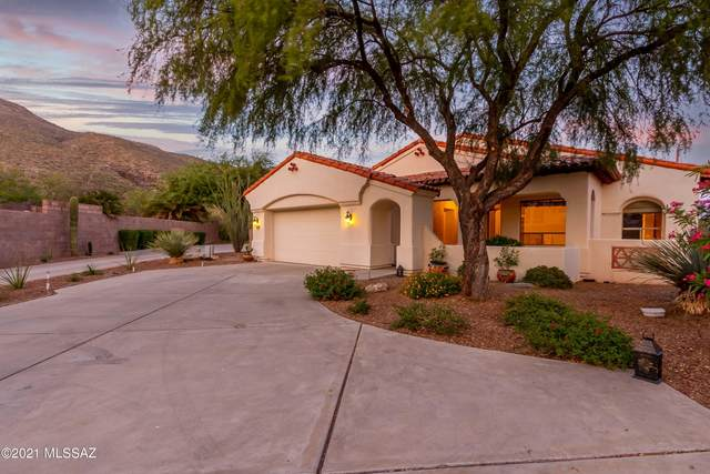 5378 N Ridge Spring Place, Tucson, AZ 85749 (#22115036) :: The Josh Berkley Team