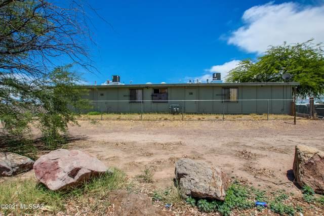 377 E Thoroughbred Street, Tucson, AZ 85706 (#22115041) :: Kino Abrams brokered by Tierra Antigua Realty