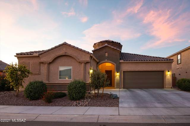 9148 W Silver Cholla Drive, Marana, AZ 85653 (MLS #22115045) :: The Property Partners at eXp Realty