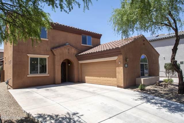 10752 E Sanctuary Ridge Lane, Tucson, AZ 85747 (#22115047) :: The Local Real Estate Group | Realty Executives