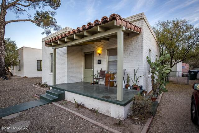 1540 E 9Th Street, Tucson, AZ 85719 (#22115049) :: The Dream Team AZ