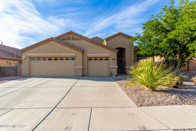 6478 W Castle Pines Way, Tucson, AZ 85757 (#22115057) :: The Local Real Estate Group   Realty Executives