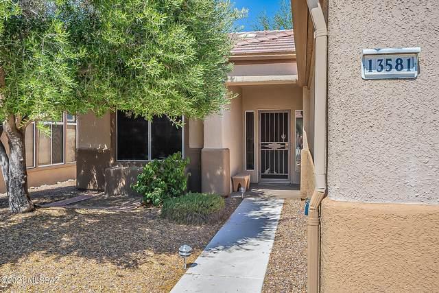 13581 N Pima Spring Way, Oro Valley, AZ 85755 (#22115058) :: Kino Abrams brokered by Tierra Antigua Realty