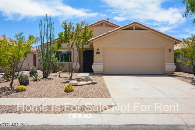 2394 E Mortar Pestle Drive, Oro Valley, AZ 85755 (MLS #22115062) :: The Property Partners at eXp Realty