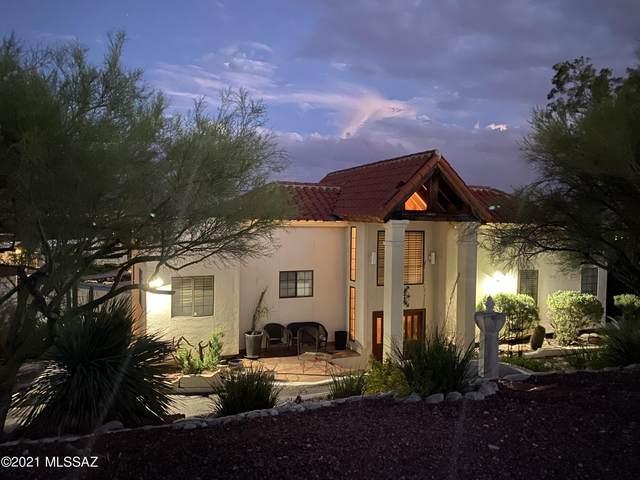5600 E Rio Verde Vista Drive, Tucson, AZ 85750 (#22115064) :: Tucson Real Estate Group