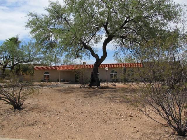 9000 E Indian Canyon Road, Tucson, AZ 85749 (#22115070) :: Tucson Real Estate Group
