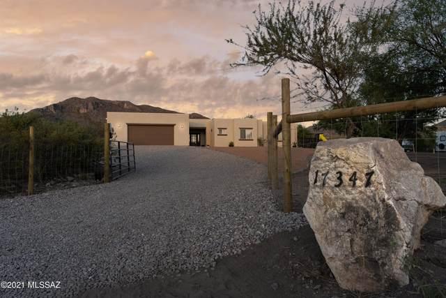 17347 E Empire View Road, Vail, AZ 85641 (#22115074) :: Kino Abrams brokered by Tierra Antigua Realty