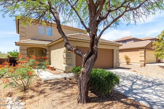 759 W Firehawk Drive, Green Valley, AZ 85614 (#22115079) :: Keller Williams