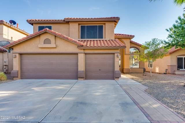 8982 E Autumn Sage Street, Tucson, AZ 85747 (#22115091) :: Kino Abrams brokered by Tierra Antigua Realty
