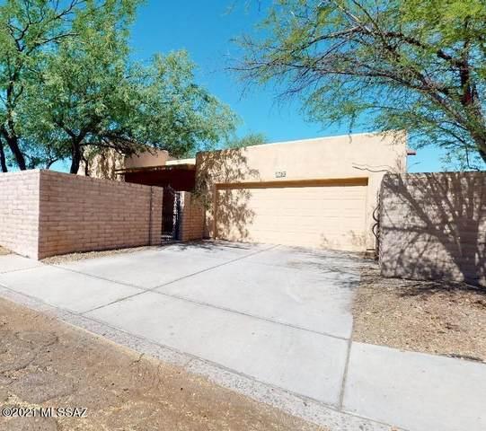 1705 N Baxter Drive, Tucson, AZ 85716 (#22115092) :: Kino Abrams brokered by Tierra Antigua Realty