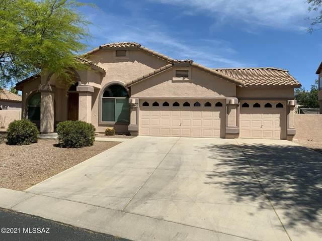 60846 Rock Ledge Loop, Tucson, AZ 85739 (MLS #22115102) :: The Property Partners at eXp Realty