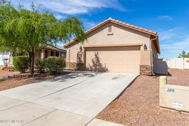 34363 S Bronco Drive, Red Rock, AZ 85145 (#22115105) :: Long Realty - The Vallee Gold Team