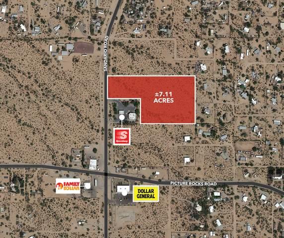 6860 N Sandario Road 7Acres, Tucson, AZ 85743 (#22115111) :: The Local Real Estate Group | Realty Executives