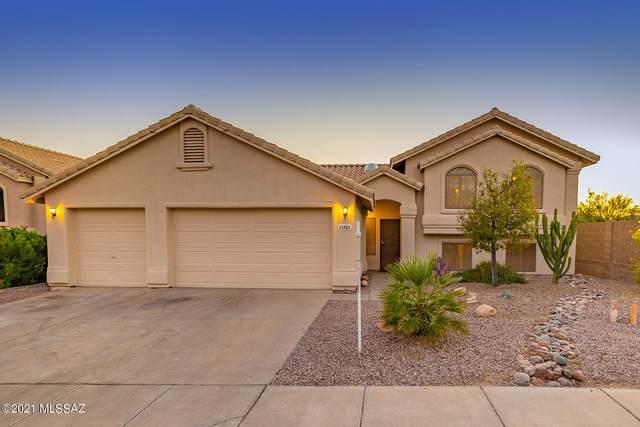 11721 N Skywire Way, Oro Valley, AZ 85737 (#22115116) :: Tucson Property Executives