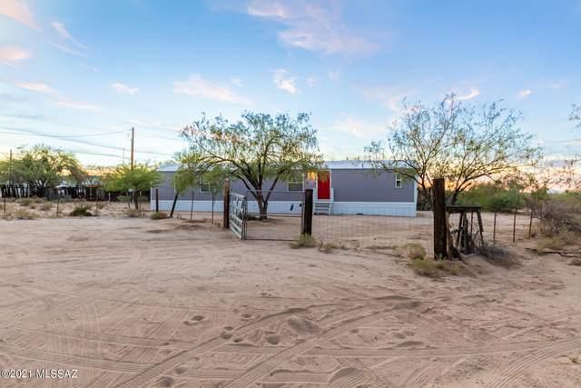 11320 S Cherokee Lane, Tucson, AZ 85736 (#22115117) :: Kino Abrams brokered by Tierra Antigua Realty