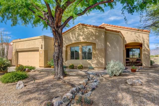 11432 N Sawtooth Road, Oro Valley, AZ 85737 (#22115118) :: The Dream Team AZ