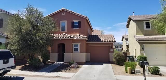 7631 E Desert Overlook Drive, Tucson, AZ 85710 (#22115134) :: Tucson Real Estate Group