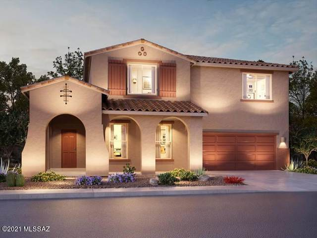 1051 E Silver Ray Drive, Oro Valley, AZ 85737 (MLS #22115137) :: The Property Partners at eXp Realty