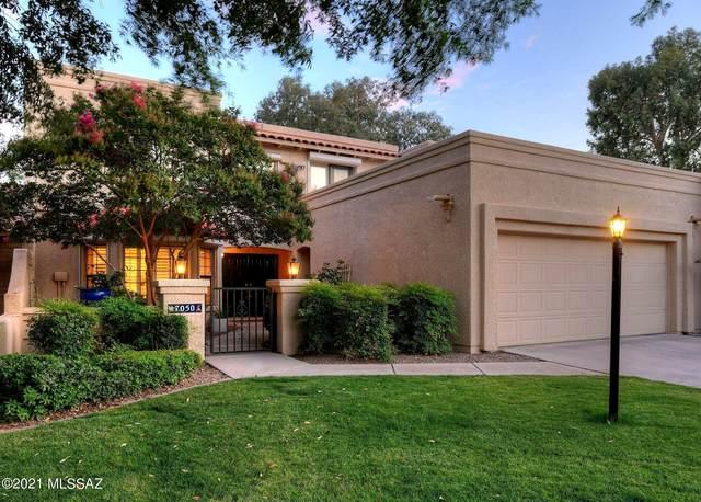 7050 E Calle Tolosa, Tucson, AZ 85750 (MLS #22115140) :: The Property Partners at eXp Realty