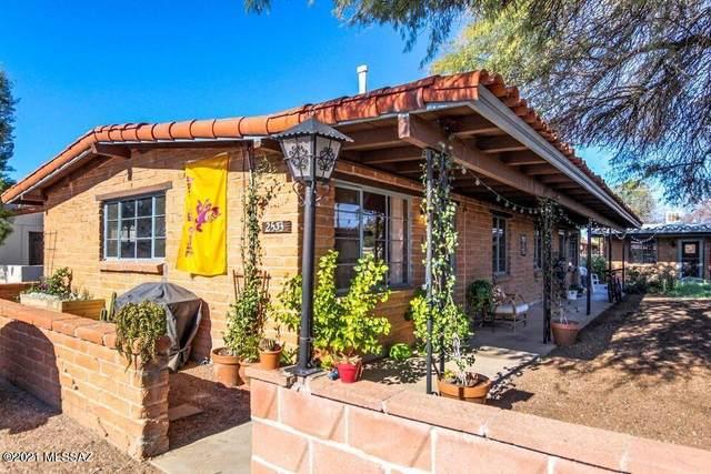 2537 E Elm Street, Tucson, AZ 85716 (#22115141) :: Kino Abrams brokered by Tierra Antigua Realty