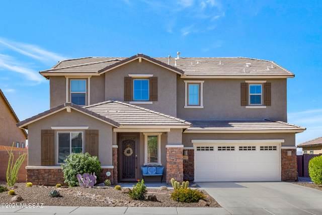 5435 W Bajada Drive, Marana, AZ 85658 (MLS #22115142) :: The Property Partners at eXp Realty