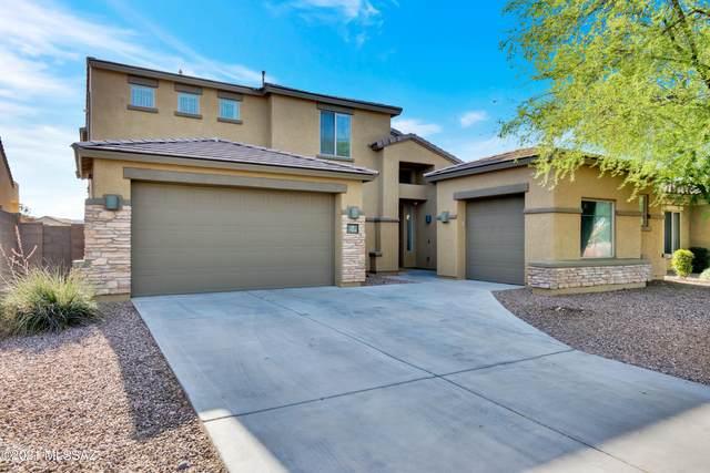 7913 N Coltrane Lane, Tucson, AZ 85743 (#22115146) :: Kino Abrams brokered by Tierra Antigua Realty