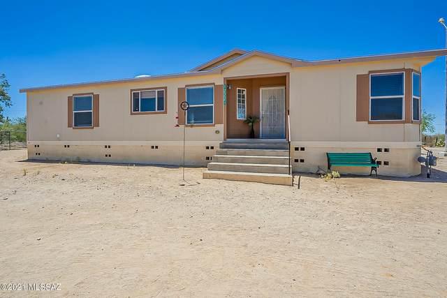 12221 W Bernice Lane, Tucson, AZ 85743 (#22115155) :: Long Realty - The Vallee Gold Team