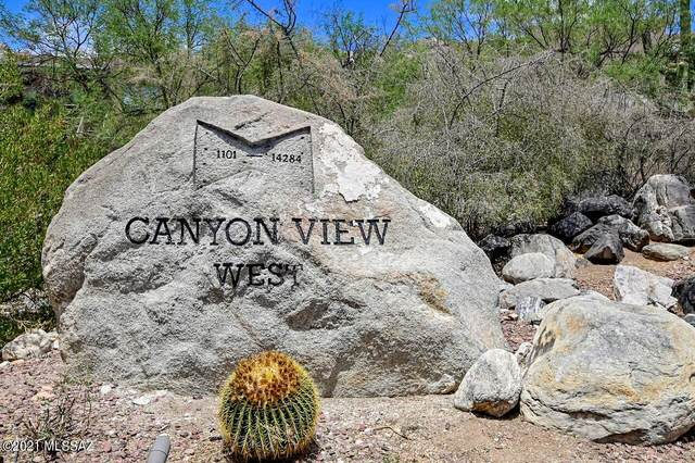 6655 N Canyon Crest Drive #14180, Tucson, AZ 85750 (#22115156) :: The Local Real Estate Group | Realty Executives