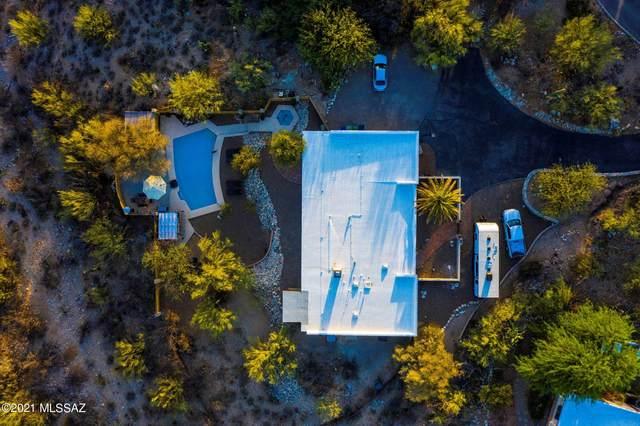 830 E Via Linterna, Tucson, AZ 85718 (#22115160) :: The Local Real Estate Group | Realty Executives