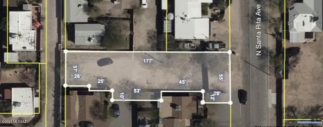 2435 N Santa Rita Avenue #0, Tucson, AZ 85719 (MLS #22115161) :: The Luna Team