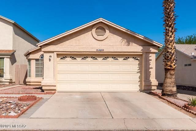8151 N Midnight Way, Tucson, AZ 85741 (#22115165) :: Keller Williams