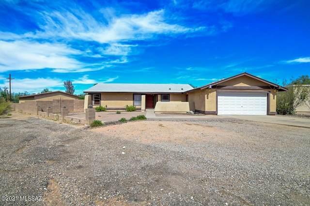 7855 E Pinon Circle, Tucson, AZ 85750 (MLS #22115166) :: The Property Partners at eXp Realty