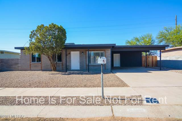2107 E Highland Drive, Tucson, AZ 85706 (#22115173) :: Long Realty - The Vallee Gold Team