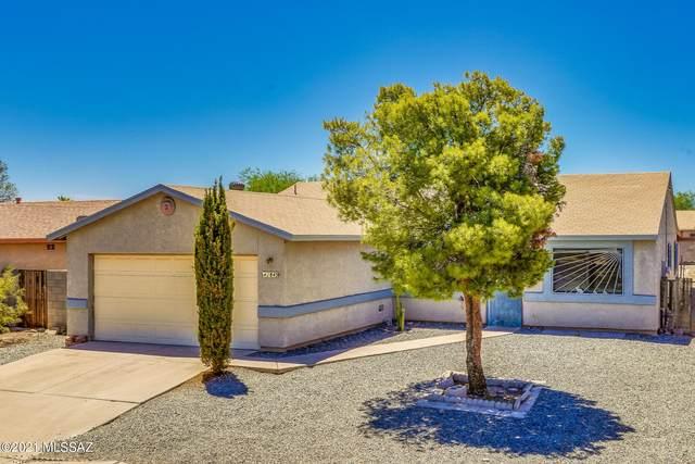 1843 W Sauvignon Drive, Tucson, AZ 85746 (#22115174) :: The Local Real Estate Group   Realty Executives