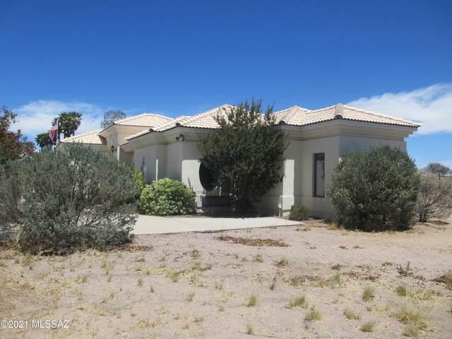 1040 W Mariposa Hills Drive, Nogales, AZ 85621 (MLS #22115181) :: The Luna Team