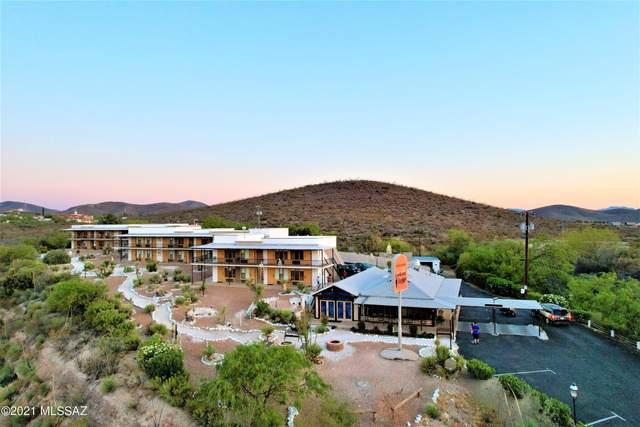 781 N Highway 80, Tombstone, AZ 85638 (#22115184) :: Gateway Partners International