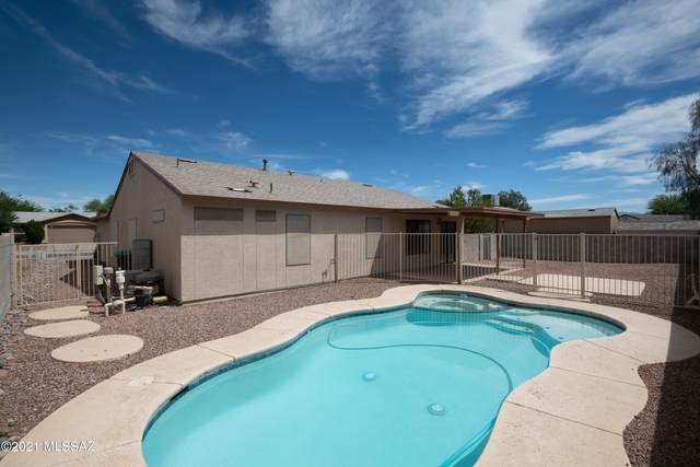 1535 W Delahunt Street, Tucson, AZ 85746 (#22115186) :: The Local Real Estate Group | Realty Executives