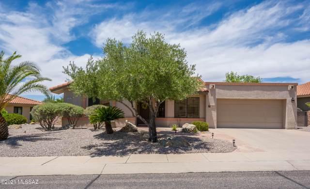 1551 E Bright Angel Drive, Oro Valley, AZ 85755 (#22115187) :: Kino Abrams brokered by Tierra Antigua Realty
