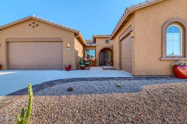 8449 N Gallant Fox Drive, Tucson, AZ 85704 (#22115188) :: The Dream Team AZ