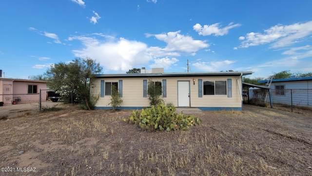 6564 S Van Buren Avenue, Tucson, AZ 85756 (#22115194) :: Long Realty - The Vallee Gold Team