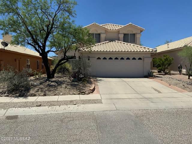 7816 E Windriver Drive, Tucson, AZ 85750 (#22115195) :: The Local Real Estate Group | Realty Executives