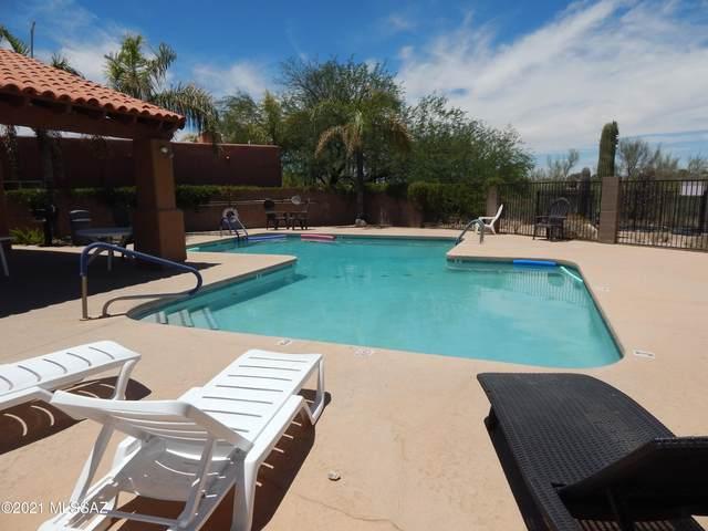 301 E Shadow Bluff Place, Tucson, AZ 85704 (#22115196) :: Tucson Real Estate Group