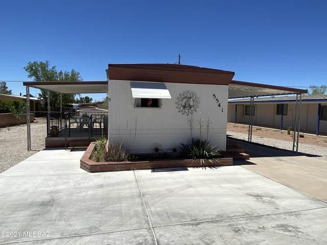 5541 W Diamond K Street, Tucson, AZ 85713 (#22115207) :: The Local Real Estate Group   Realty Executives