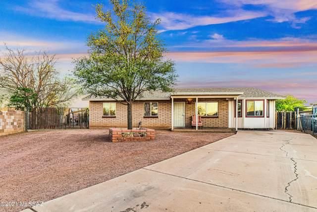 7421 W Calle Medina, Tucson, AZ 85757 (#22115208) :: The Local Real Estate Group   Realty Executives
