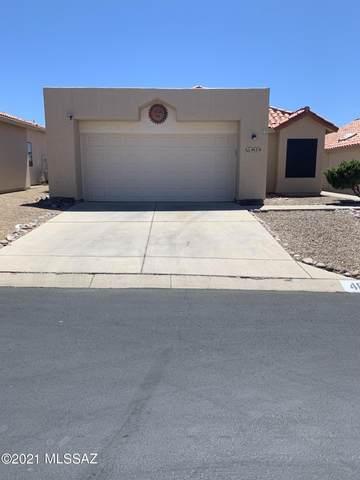 4625 W Lessing Lane, Tucson, AZ 85742 (#22115213) :: The Local Real Estate Group | Realty Executives