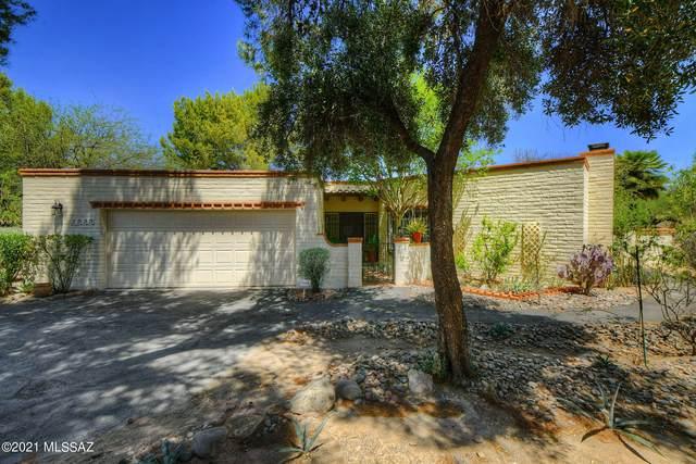 2535 N Camino Valle Verde, Tucson, AZ 85715 (#22115215) :: Tucson Real Estate Group