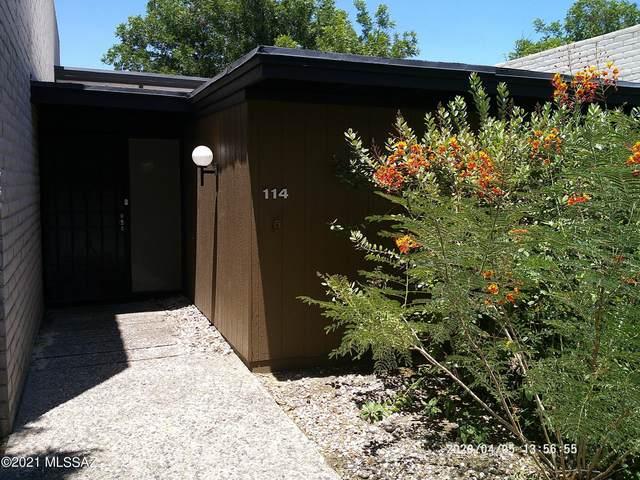 5701 E Glenn Street #114, Tucson, AZ 85712 (#22115219) :: The Local Real Estate Group | Realty Executives