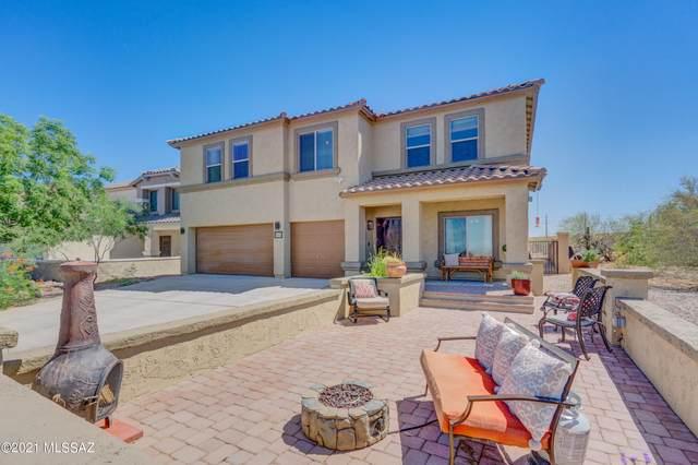 836 W Vuelta Granadina, Sahuarita, AZ 85629 (#22115226) :: The Local Real Estate Group | Realty Executives